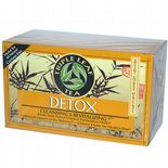 Triple Leaf Tea Herbal Detox Dieters Tea Drink Cleansing Revitalizing